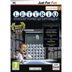 Lettriq Lettres en Folie [PC]