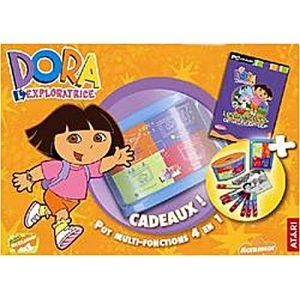 Dora L'exploratrice : La citée perdue + pot à crayon [Windows]