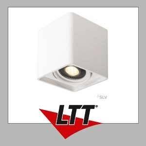 DM Lights Plastra DM 148081 Blanc