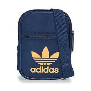 Adidas Trefoil Festival Bag collegiate navy/raw sand