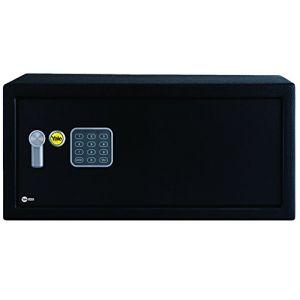 Coffre fort Yale à clé et serrure électronique pour ordinateur portable 23,9L YLV/200/DB1