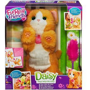 Hasbro FurReal Friends - Daisy mon chat joueur