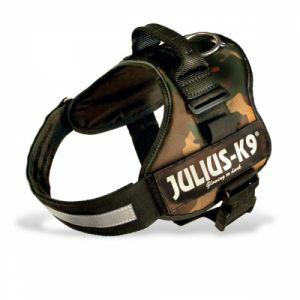 Julius K9 Harnais Power Camouflage M 51 à 67 cm