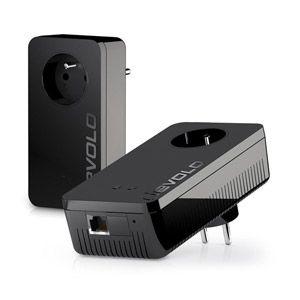 Devolo dLAN pro 1200+ PoE Starter Kit - Kit de 2 adaptateurs CPL 1200 Mbps