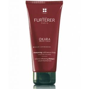 Furterer Okara Protect Color - Shampooing sublimateur d'éclat