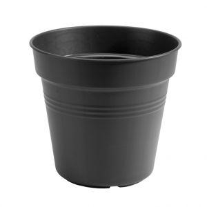 Elho Pot Green Basics noir 13 cm