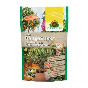 Neudorff 00276 Azet Sticks pour plants d'agrumes, 40 pièces