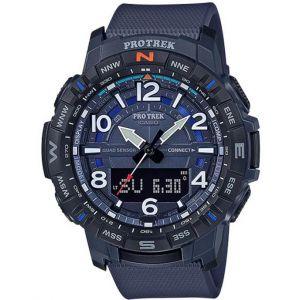 Casio PRO TREK PRT-B50-2ER Watch Men, blue Montres triathlon