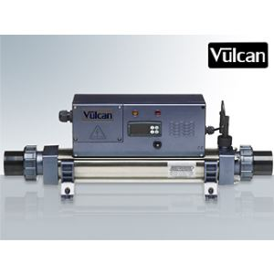Vulcan Réchauffeur Analogue Titane 12 kW monophasé