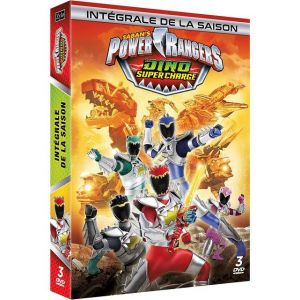 Power Rangers Dino Charge - Saison 1