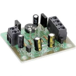 Conrad Components Kit clignotant (kit à monter) 199605 4.5 V/DC, 5 V/DC, 6 V/DC, 9 V/DC, 12 V/DC 1 pc(s)