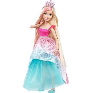Mattel Barbie grande Princesse 43 cm