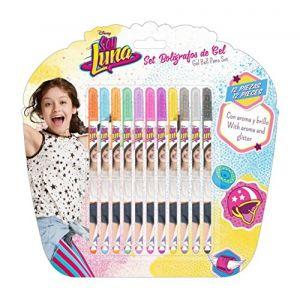 Safta 12 stylo gel Soy Luna