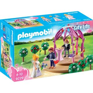 Playmobil 9229 City Life - Pavillon de mariage