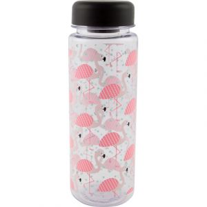 Sass & Belle Bouteille Flamant rose 450 ml