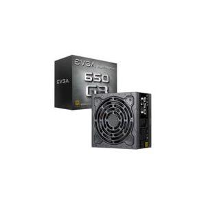 Evga SuperNova 650 G3 - Alimentation PC modulaire 650W 80 Plus Gold