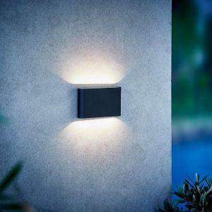Nordlux Lampe murale d'extérieur KINVER LED Noir