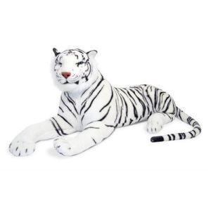 Melissa & Doug Peluche Tigre blanc