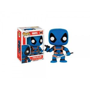 Funko Figurine Pop! Marvel : Deadpool Foolkiller