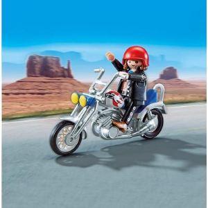 Playmobil 5526 Sports et Action - Chopper
