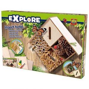 Ses France 25008 - Kit loisirs créatifs : L'hôtel des Insectes