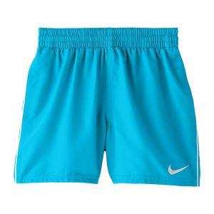 Nike SOLID LAP VLY JR CIEL - CIEL - garçon - MAILLOT DE BAIN