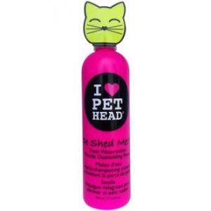 Pet Head Après-shampooing anti-chute de poils pour chat