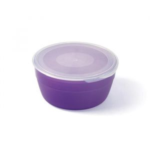 Plastorex Boîte de conservation micro-ondable 45 cl polypropylène