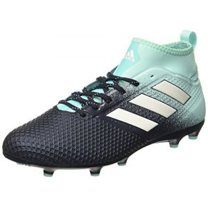 Adidas Ace 17.3 FG, Chaussures de Football Entrainement Homme, Bleu (Energy Aqua/Footwear White/Legend Ink), 44 2/3 EU