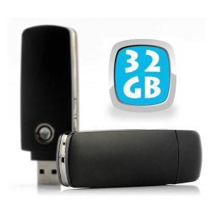 Yonis Y-cucedm32go - Clé USB camera espion détecteur de mouvement mini appareil photo 32Go