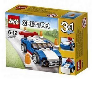 Lego 31027 - Creator 3 en 1 : Le bolide