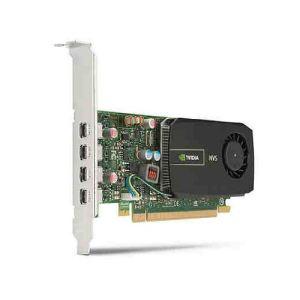 HP C2J98AT - Carte graphique Quadro NVS 510 Low Profile 2 Go GDDR3 PCI-E 2.0