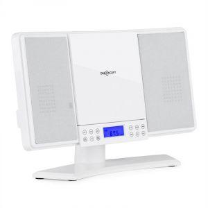 OneConcept V14 - Chaîne stéréo FM/AM CD MP3 AUX