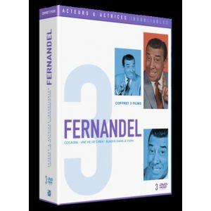 Inoubliable Fernandel - Coffret : Cocagne + Blague dans le coin + Une vie de chien