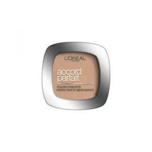 L'Oréal Fond de Teint Accord Parfait Poudre R3 / C3 - Beige Rosé