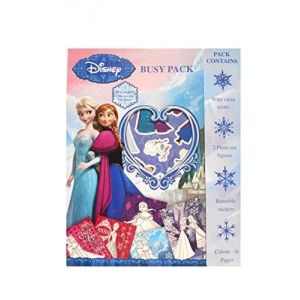 Anker Pack d'activités La Reine Des Neiges Disney