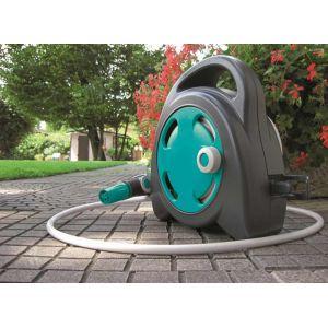 G.F. Mini enrouleur de tuyau AquaBag - Bleu