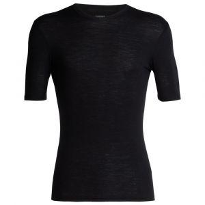 Icebreaker 175 Everyday - Sous-vêtement Homme - noir M T-shirts manches courtes