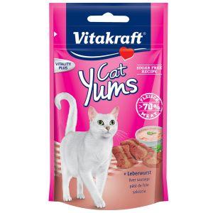 Vitakraft Cat Yums au pâté de foie - Sac 40 g