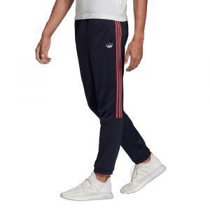 Adidas Pantalon jogging rayures colorées Bleu Originals