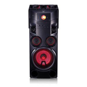 LG OM7560 - Système audio