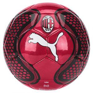 Puma AC Milan Futures, Ball Mixte Adulte, Tango Red Black, Mini