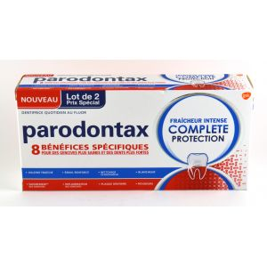 Parodontax Dentifrice complete protection