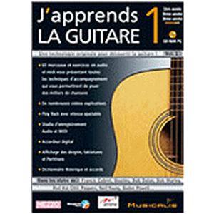 J'apprends la guitare 1 [Windows]