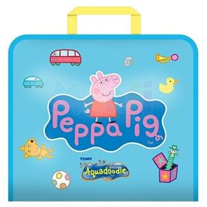 Tomy Valisette Aquadoodle Peppa Pig