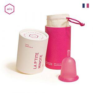 Mïu Cup menstruelle Française souple Taille 1