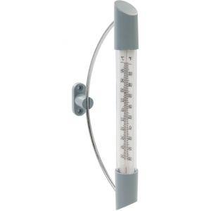 Silverline Thermomètre intérieur/extérieur sur pivot -