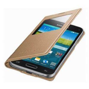 Samsung EF-CG800BD - Étui à rabat pour Galaxy S5 mini