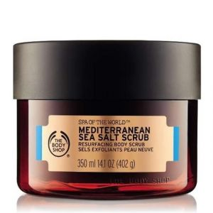 The Body Shop Spa Of The World Mediterranean Sea Salt Scrub