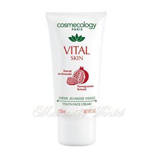 Cosmecology Vital Skin - Crème jeunesse visage